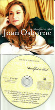JOAN OSBORNE Breakfast In Bed RARE ADVNCE Tst Press PROMO DJ CD 2007 USA MINT