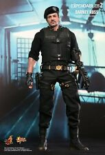 HOT TOYS 1/6 THE EXPENDABLE 2 MMS194 BARNEY ROSS MASTERPIECE ACTION FIGURE US