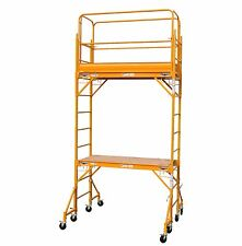 NEW Multi Function Scaffold Package #1 - Multifunction Drywall Bakers Scaffold