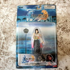 Final Fantasy X Action Figure BANDAI 2001 Yuna NEW