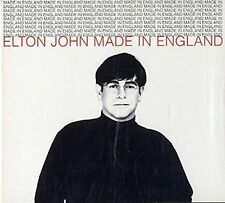 Elton John Made in England (1995, #8568932, ltd. edition) [Maxi-CD]