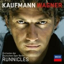 JONAS KAUFMANN/DONALD RUNNICLES/ODOB - WAGNER  CD RICHARD WAGNER OPERA NEU