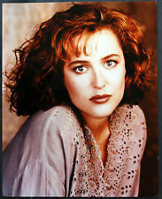"""Superb Gillian Anderson X Files 20"""" x 16""""  Poster Size  Glossy Photograph"""