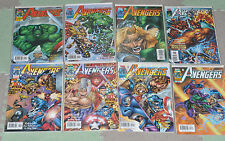 [Marvel Comics] The Avengers - #1-13 + 2 Variants (#1B, #5B) Fine Bagged/Boarded