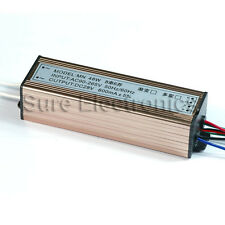 Hot 48W 50W High Power RGB LED Driver AC90-265V+ 24-key Infrared Controller