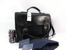 NWT Ralph Lauren PL Saddleback Leather Briefcase Messenger Cross Body Bag, $1250
