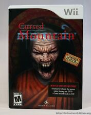 Cursed Mountain -- Limited Edition (Nintendo Wii, 2009) Brand New!