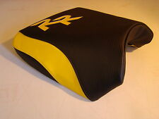 HONDA 1993/1999 CBR900RR FRONT SEAT COVER BLACK/YELLOW