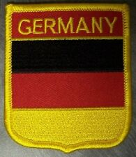 Embroidered International Patch National Flag of Germany NEW bunting