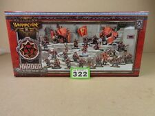 Warmachine Hordes BNIB Khador All In One Army Box 322