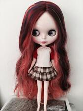 "Takara 12"" Neo Blythe Nude Doll Mix Hair from Factory TB296"