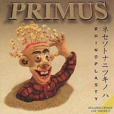 Rhinoplasty - Primus CD INTERSCOPE ** nuovo **sigillato