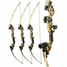 Tophunt Bowfishing Adult Compound Bow Archery Complete Set Right Hand 45 lbs