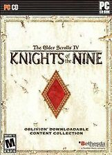 The Elder Scrolls IV: Knights of the Nine, Very Good Windows Video Games