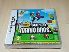 New Super Mario Bros Nintendo DS DSI 3DS New Factory Sealed
