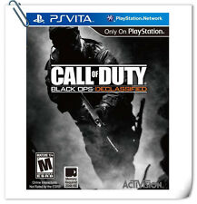 PSV Call of Duty Black Ops Declassified SONY PLAYSTATION VITA Shooting Activisio