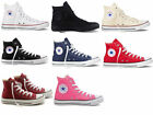 hot Women Lady ALL STARs Chuck Taylor Ox High Top shoes Canvas Sneakers