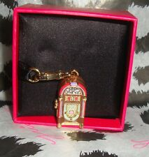 New Juicy Couture Jukebox Charm For Bracelet Necklace