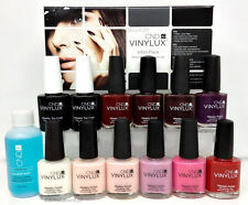 VINYLUX INTRO PACK- 10x Nail Polish + 2x Top Coat 0.5oz + ScrubFresh 2oz- Cnd