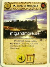 A Game of Thrones LCG - 1x Southron Stronghold  #011 - The Banners Gather