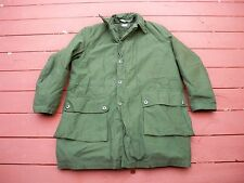 Vtg Sage Military Combat Hunting Winter Snow Work Lined Jacket Coat Size 52/ XXL