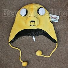 Adventure Time With Finn & Jake Jake Warm Soft Hat Cap Cosplay