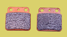 Suzuki LT-Z400 (03-09), LT-R450 (06-09) brake pads rear sintered FA137 HH type