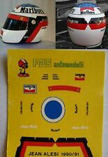 DECALS KIT 1/12 JEAN ALESI FERRARI F1