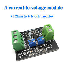 Current to Voltage 4-20mA To 0-5V Conversion Sensor Module Only Module