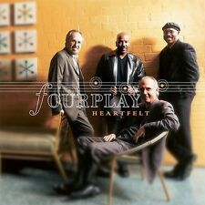 Fourplay Music CD - Heartfelt - Lot 6