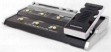 Rocktron Utopia g200 METAL preamp Multi Effects Floor effetto dispositivo OVP & Garanzia