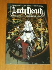 Lady Death Origins Vol 1 by Brian Pulido (Paperback, 2010)  9781592911127