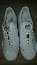 CONDITIONAL ITEM - ADIDAS ROD LAVER WHITE GREEN RED G56712 SIZE 8 MEN'S