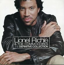 Lionel Richie & The Commodores : The Definitive Collection (2 CD)