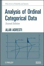 Wiley Series in Probability and Statistics: Analysis of Ordinal Categorical Data