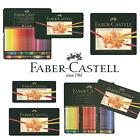 Polychromos Faber Castell Colour Pencil set of 120, 60, 36, 24, 12 colors.