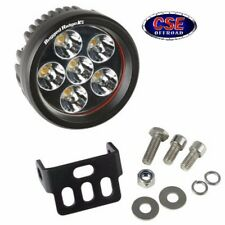 "3.5"" Round LED 18 Watt Driving Light Jeep Wrangler CJ YJ TJ JK Rugged Ridge"