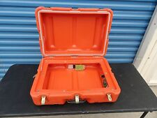 Hardigg Pelican Hinged Utility Briefcase Heavy Duty ATA Molded Case