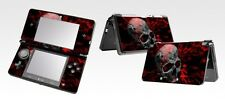 Skull 251 Vinyl Decal Skin Sticker Cover Protector for Nintendo 3DS