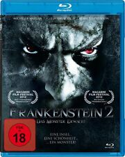 FRANKENSTEIN: DAY OF THE BEAST - Blu Ray Disc -