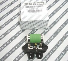 Alfa Romeo 145 146 155 new genuine radiator fan motor resistor 51736774