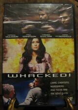 Whacked-Liars,Cheaters,Murderers & There The Good Guys,2004,DVD)