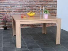 Table De Salle À Manger Kate À 130x130 Cuisine Inscription Setisch Chêne Décor
