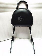 Detachable Passenger Sissy Bar Backrest Harley Davidson Sportster XL 883/1200