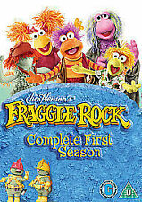 Fraggle Rock Complete First Season [DVD], in Good Condition, ,