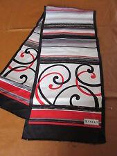 foulard/écharpe vakko soie vintage