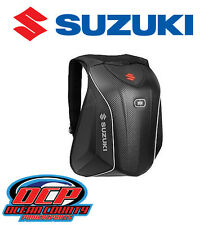 NEW GENUINE OEM SUZUKI OGIO NO DRAG MACH 5 BACKPACK 990A0-19078 GSXR HAYABUSA SV