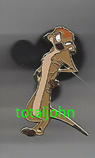 Disney DLR GWP Lion King Map Pin - Timon Pin