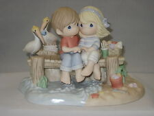 Precious Moments Our Love Is A Shore Thing  *Limited Edition*  NIB