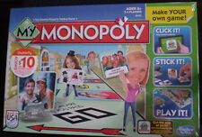 MY Monopoly Game! Make Your Own Monopoly Game! NEW!